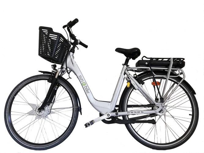 Vélo Electrique Sun-E-Bike