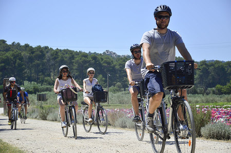 Juste une balade à Vélo