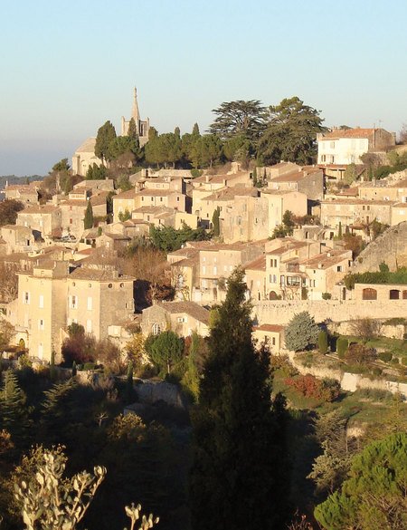 In The Luberon