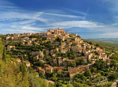 The Provence and the Luberon